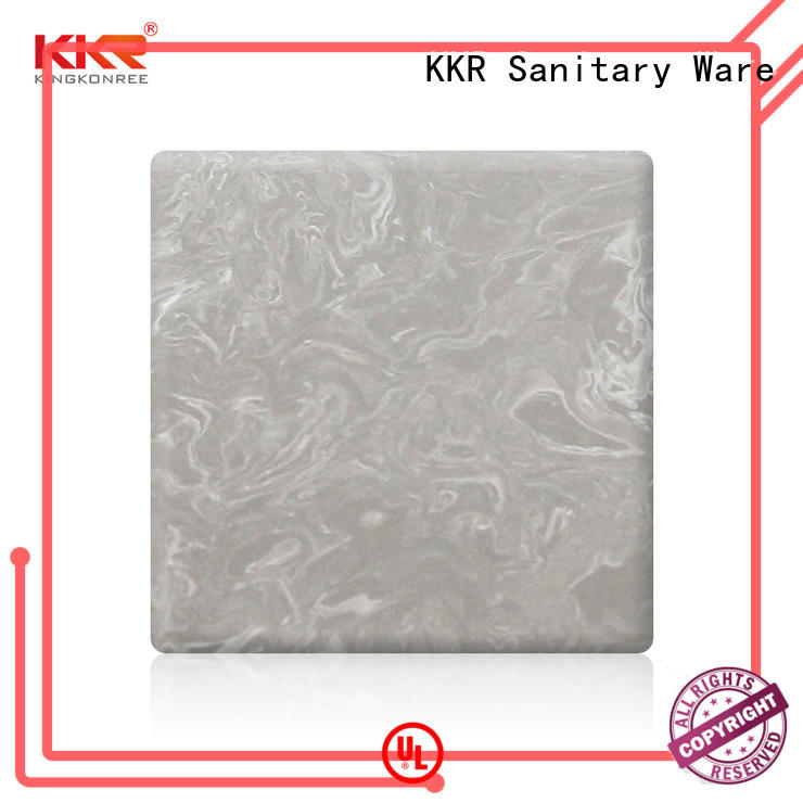 marble solid surface sheet slabs supplier for home