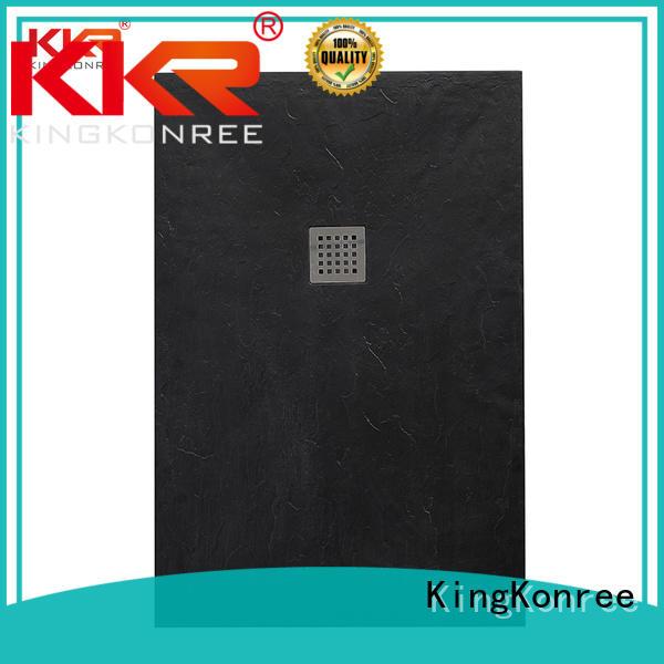 KingKonree square shower tray customized for home