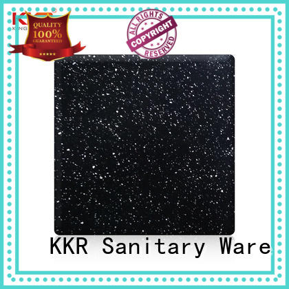 acrylic solid surface sheet prices for restaurant KingKonree