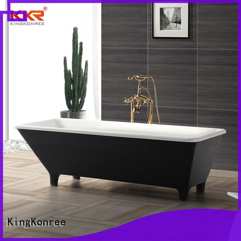 hot-sale freestanding soaking bathtub ODM for shower room