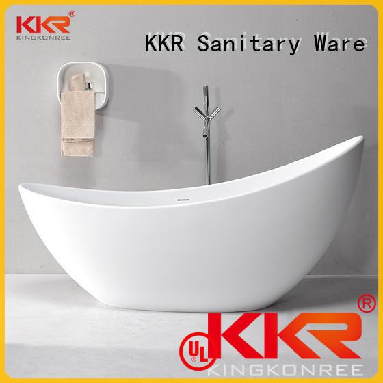 hot-sale cost of freestanding bathtub ODM for hotel KingKonree