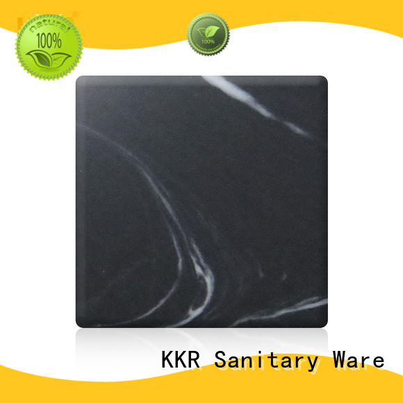 KingKonree solid surface sheets design for hotel