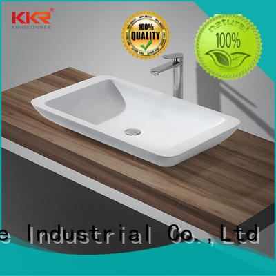 above counter sink bowl sanitary for room KingKonree