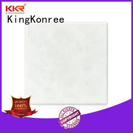 KingKonree translucent stone panels price top brand for bathroom