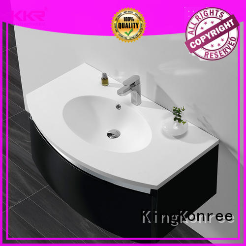 KingKonree quality wash basin models and price supplier for motel